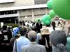 NHK「JAPANデビュー」台湾抗議デモ。放送センター突入ノーカット。