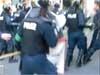 2009年8月15日靖国。反天連(反天皇制運動連絡会)デモ行進映像