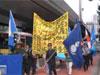 2009年9月26日 中国建国60年に抗議する三民族連帯集会&デモ(2/2)