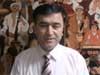 RFUJ 習近平中国副主席訪日 記者会見と抗議デモ イリハム・マハムティ