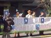 中国政府はハダ氏と家族を釈放せよ!南モンゴル世界同時抗議